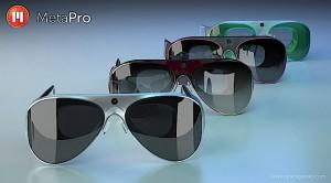 Les nouvelles lunettes de Steve Mann