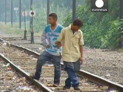 Des ados à la frontière