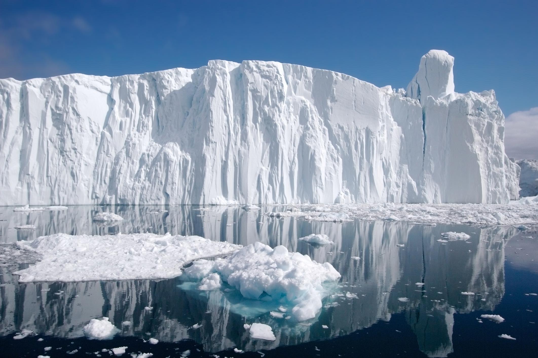 La glace nous parle