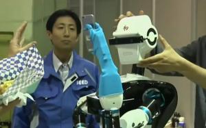 Le robot gagnant 2015