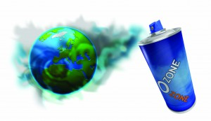 Des nouvelles de la couche d'ozone