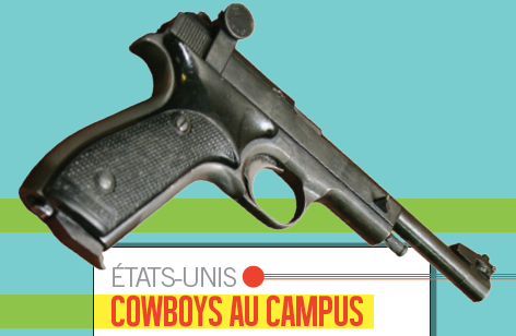 Cowboy au campus