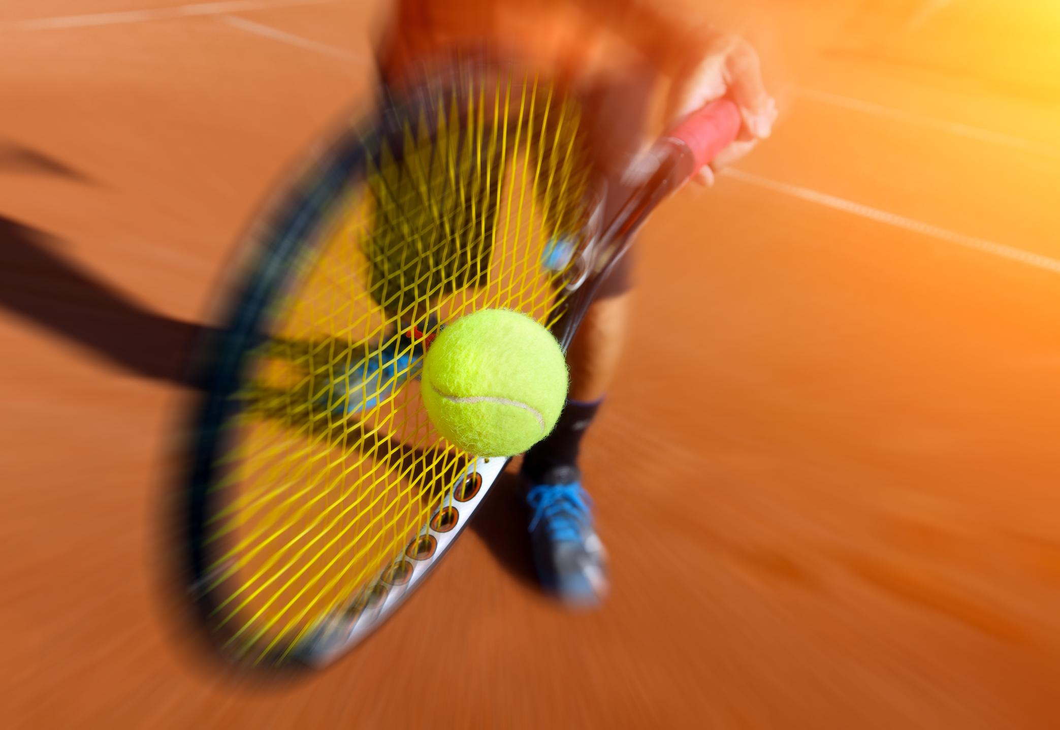 Jeux du Québec: un match de tennis impressionnant!