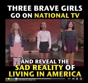 Trois braves slameuses
