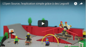 L'open source en Lego