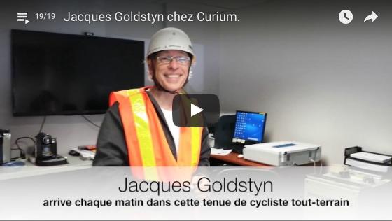 Jacques Goldstyn chez Curium