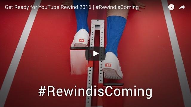 Prédictions: YouTube Rewind 2016