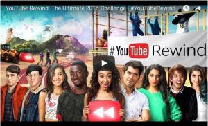 Top 10 des vidéos Youtube 2016