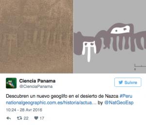 De nouveaux géoglyphes découverts au Pérou! [vidéo]