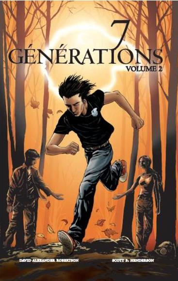 BD 7 générations – critique