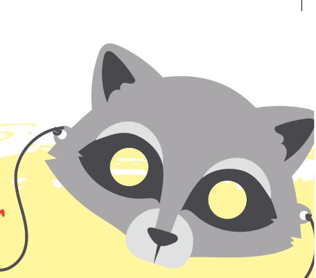 Histoire d'ado: Je me prends pour un raton laveur