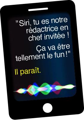 Dis, Siri… [Édito]