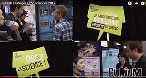 Une virée à la Super Expo-sciences
