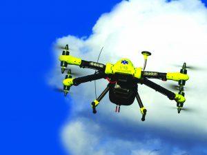Voici le drone ambulance [vidéo]