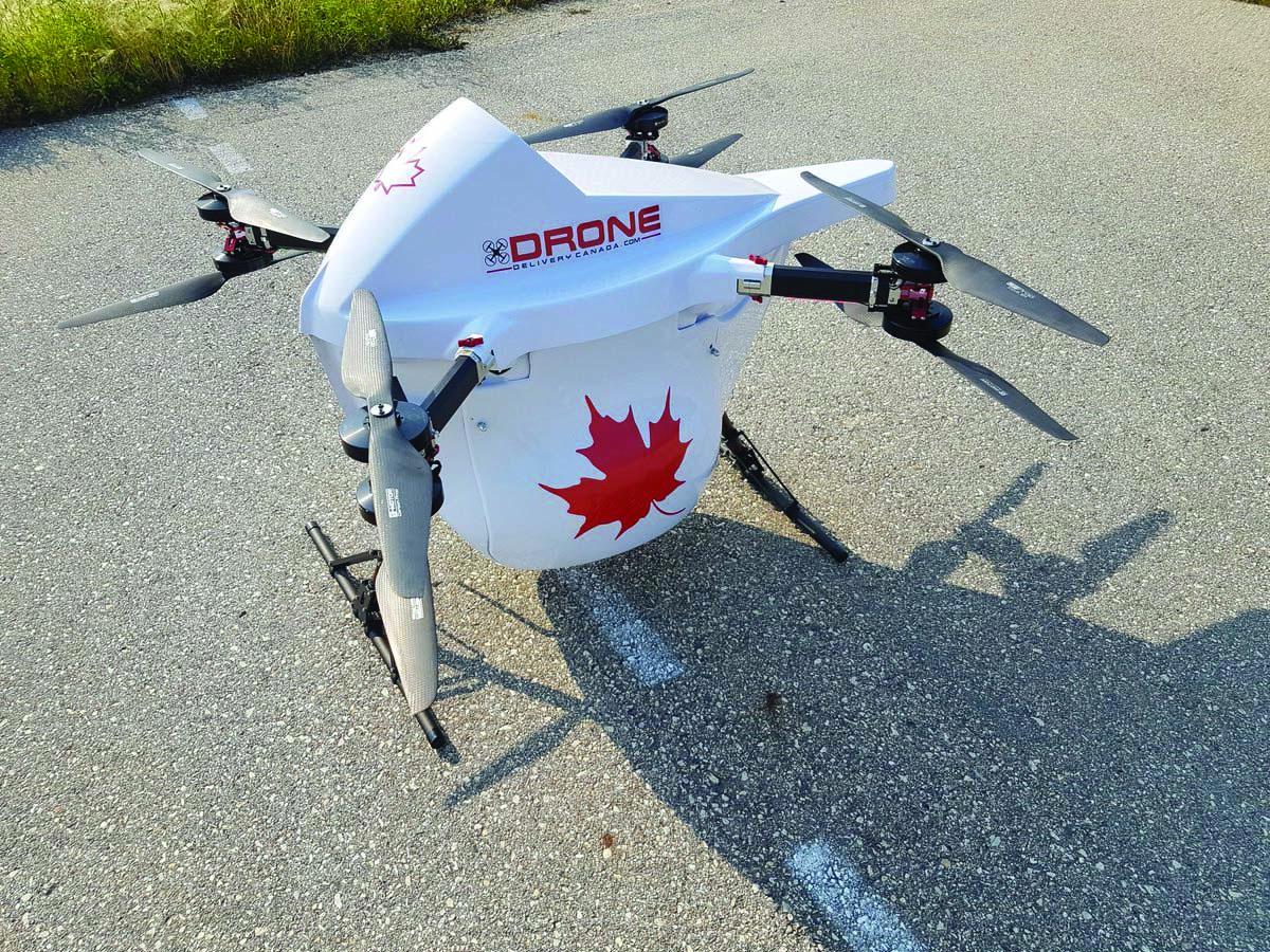 Drone nordique [Vidéo]