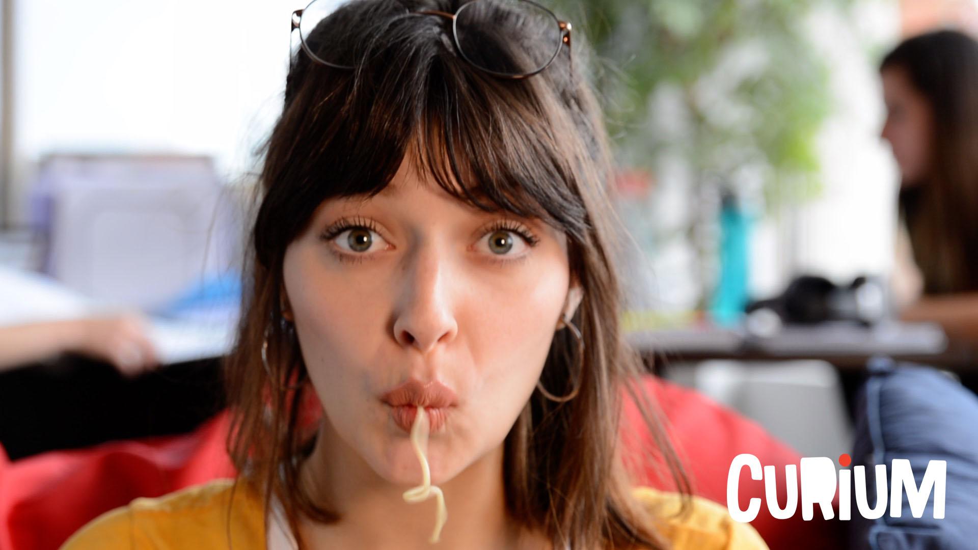 Sex-ghetti avec Rosalie – #CuriumEnMou [VIDÉO]