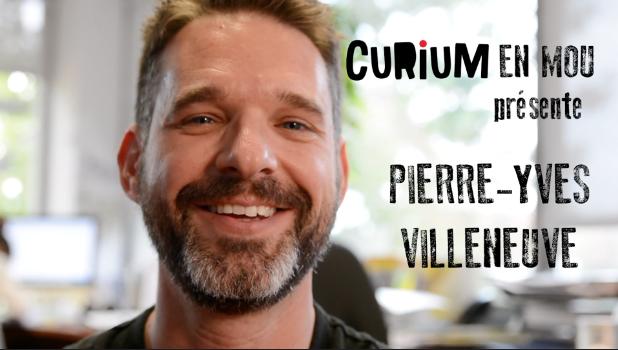 Acouphène 101 : l'auteur PY Villeneuve entend des choses #CuriumEnMou