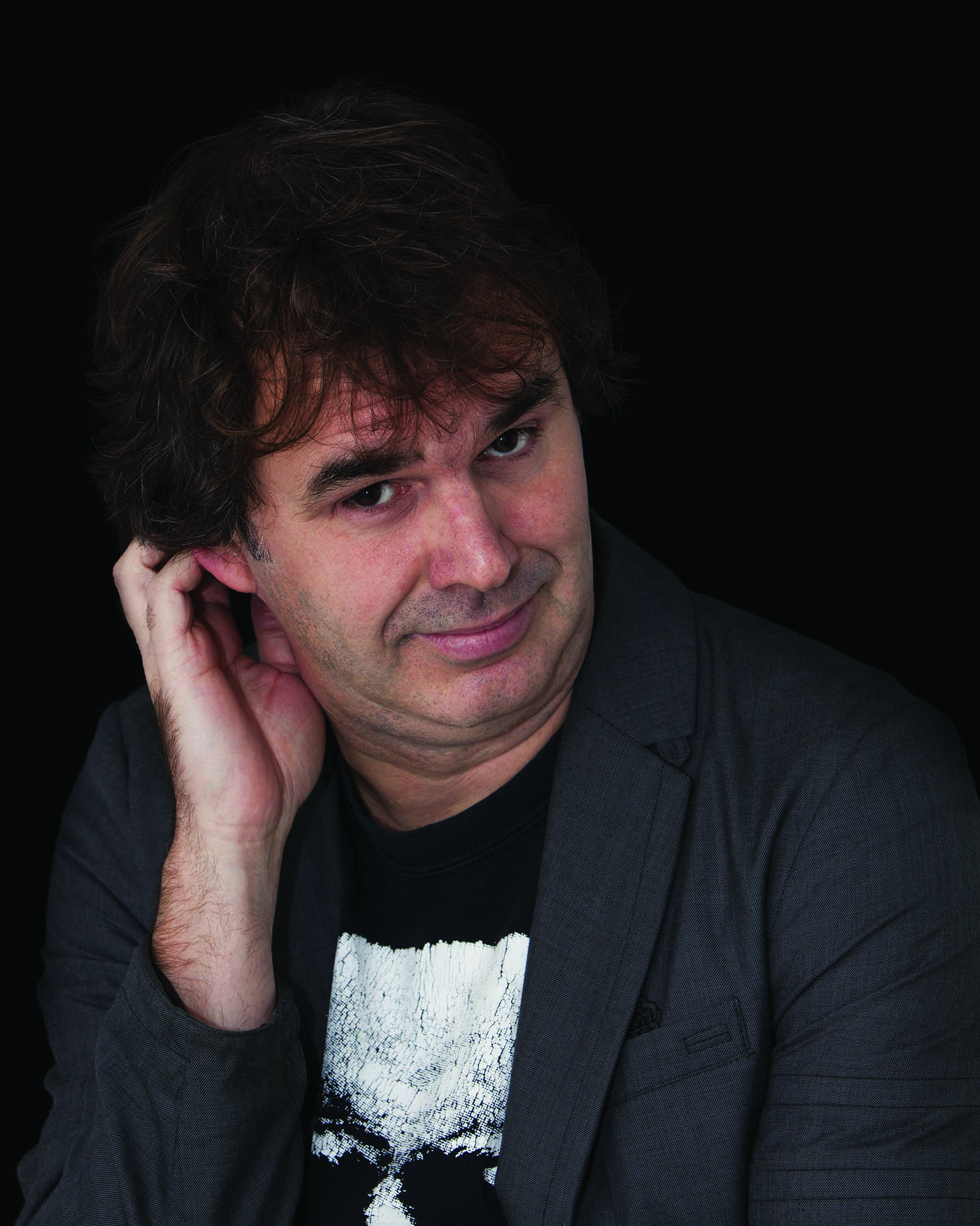 Patrick Senécal : trois questions au «Stephen King » du Québec (ARCHIVES)