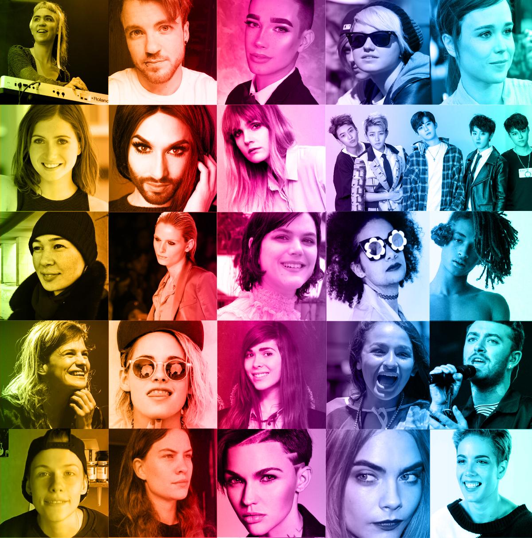 LGBTQIA+: La révolution des genres