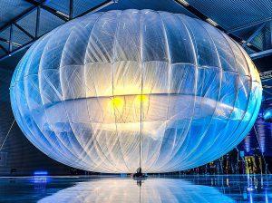 Projet Loon : Internet… par ballon