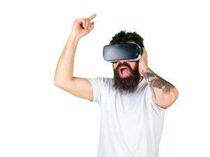 Univers simulé : spectacles et manèges 3D