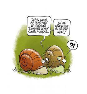 Mémoire d'escargot