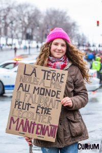 Grève étudiante pour le climat [photos]