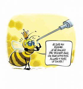 Vaccin pour abeilles