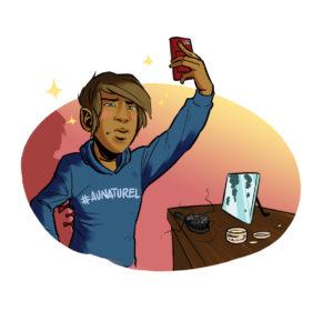 Le selfie parfait (selon la science)