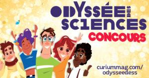 L'Odyssée des sciences : le gagnant !