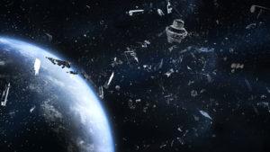 C'est pour quand, le ramassage des ordures en orbite ?