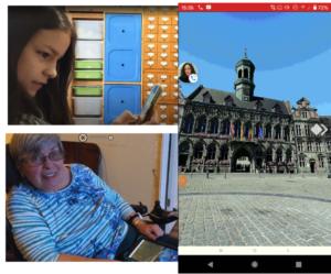 Voyager avec nos grands-parents… sur Google?