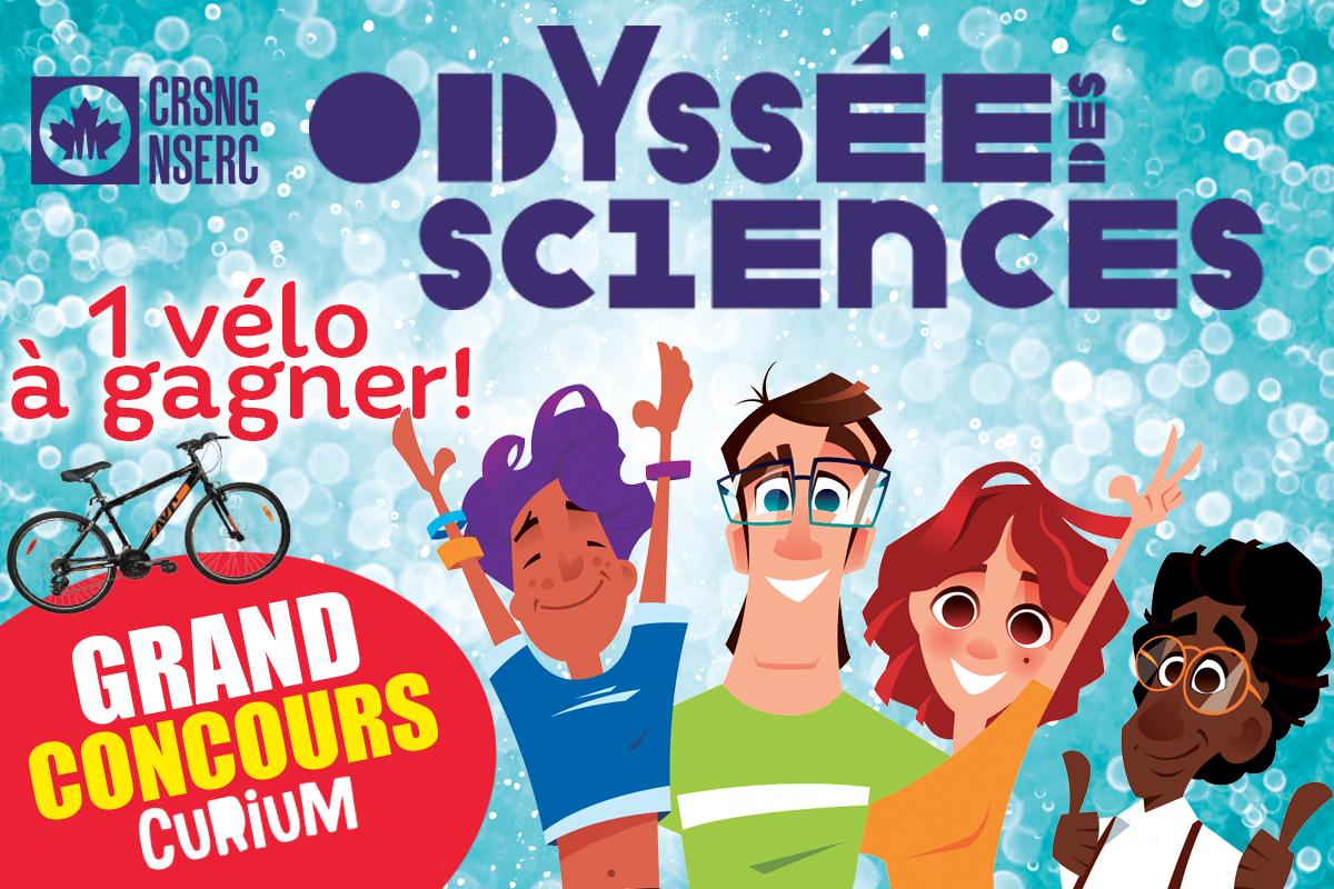 Odyssée des sciences