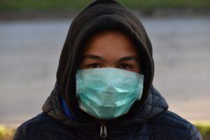 Des masques biodégradables ?