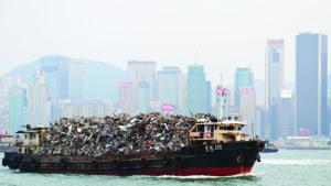 Enquête : Nos déchets de plastique autour du globe